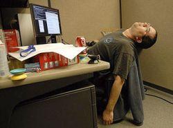 Блоггеры работают в условиях постоянного круглосуточного стресса