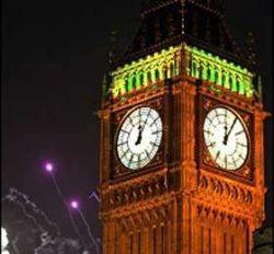 Биг-Бен признан главной достопримечательностью Британии
