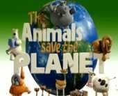 Animal Planet и мультяшные звери показывают людям пример (видео)