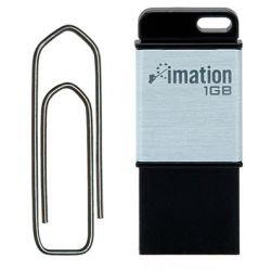 Компания Imation представила ультрамаленький флеш-накопитель