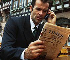 Financial Times признали лучшей газетой года