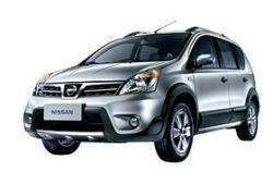 Nissan представляет Livina C-Gear