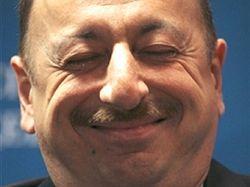 В честь президента Азербайджана назвали гору