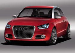 Audi увеличит объем производства компакт-кара A1