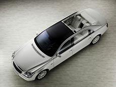 Роскошный Maybach Landaulet будет стоить 1,35 миллиона долларов