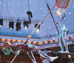 Как устроен цирк?