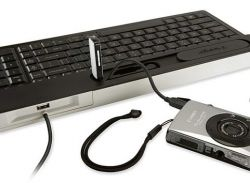 Kensington Ci70 – клавиатура с плоскими клавишами и mini-USB-коннектором