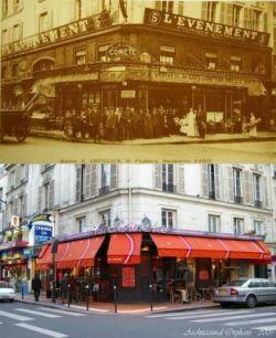 Современные пейзажи 100 лет назад (фото)
