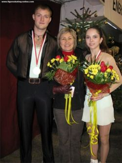 Российский фигурист Юрий Ларионов дисквалифицирован за допинг