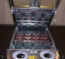 IBM выпустила самый быстрый в мире UNIX-компьютер