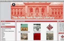 Городская библиотека Нью-Йорка выходит в iTunes