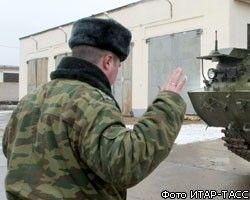 Прапорщик продал БТР на металлолом за 24 тысячи рублей