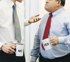Психологические конфликты сотрудников офиса