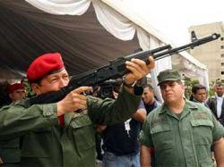 Боевая поддержка России пришлась по душе властям Венесуэлы