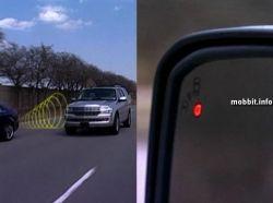 Новые системы безопасности в автомобилях Ford (видео)