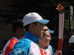 Япония не позволит китайцам защитить Олимпийский огонь