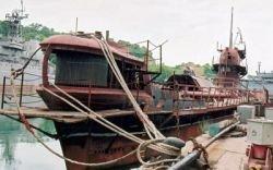 Украина ищет деньги на ремонт единственной подводной лодки