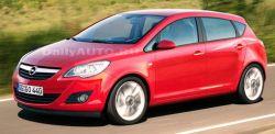 """Opel Astra 2010 уже \""""на горизонте\"""""""