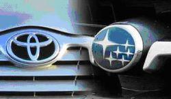 Toyota и Subaru совместно создадут спорткар