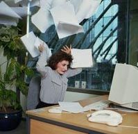 Стрессовый рейтинг профессий