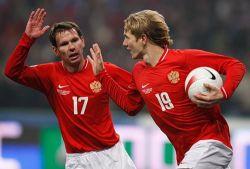 Болельщики российской футбольной сборной критически оценивают ее перспективы на чемпионате Европы