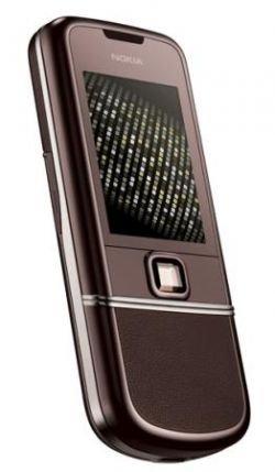 Тестируем телефон Nokia 8800 Sapphire Arte