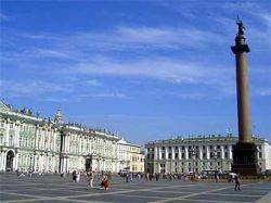 На Дворцовую площадь вернут почетный караул