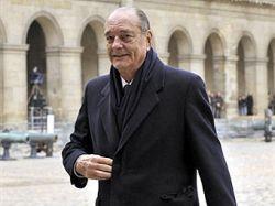 Жаку Шираку сделали операцию на сердце