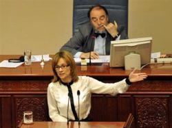 Македонский парламент самораспустился во избежание политического кризиса