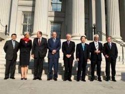 G7 разработала 100-дневный план по борьбе с мировым экономическим кризисом