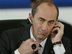 """Бывшему президенту Армении предложили работу в \""""Газпроме\"""""""