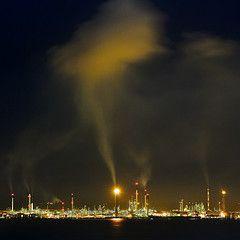 Загрязненный воздух мегаполисов вызывает у детей астму, аллергию и болезни лёгких