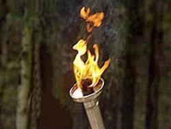 Эстафета Олимпийского огня началась в Танзании