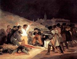 Историк установил имена расстрелянных с картины Гойи