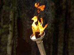 Олимпийский огонь прибыл в столицу Омана Маскат