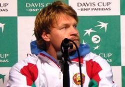 В Беларуси закончился Кубок Дэвиса: Беларусь - Швейцария 1:4