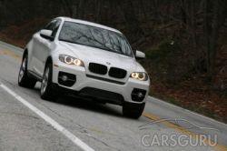 В США кроссовер BMW X6 будет стоить в два раза дешевле, чем в России