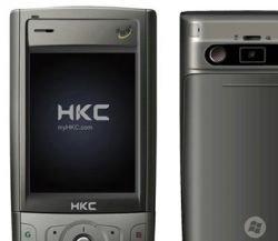 HKC W1000 и G1000 – смартфоны на WM и с поддержкой двух SIM-карт