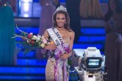 """Победительницей конкурса \""""Мисс США-2008\"""" стала 26-летняя жительница Техаса (фото)"""