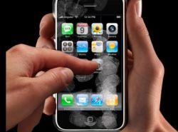 Запатентован стерео-iPhone
