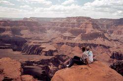 Последние динозавры могли видеть зарождение Большого каньона