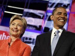 Хиллари Клинтон и Барак Обама высказались в поддержку абортов