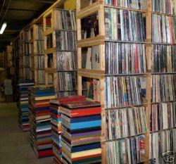 Самая большая коллекция музыки в мире выставлена на продажу