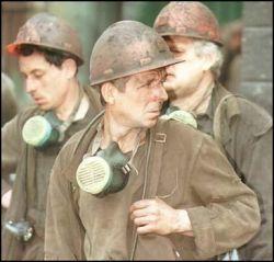 Число голодающих уральских шахтеров превысило 80 человек