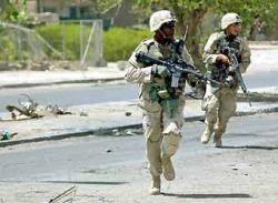 1300 военных США дезертировали во время спецоперации в Басре
