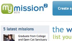 MyMission2: найди себе помощника и помоги другим