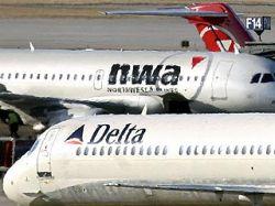 Delta и Northwest Airlines намерены создать крупнейшую в мире авиакомпанию