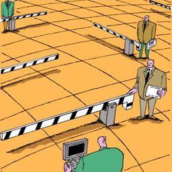 Должников «ловят» на таможне уже на выезде из страны