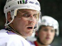 Алексей Яшин не явился в расположение сборной России по хоккею