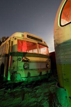 Lost America – проект фотографа Троя Пайва (фото)